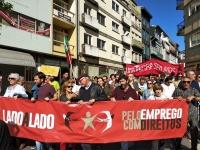 Manifestação 1º de Maio de 2019 no Porto